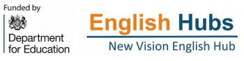New Vision English hub logo
